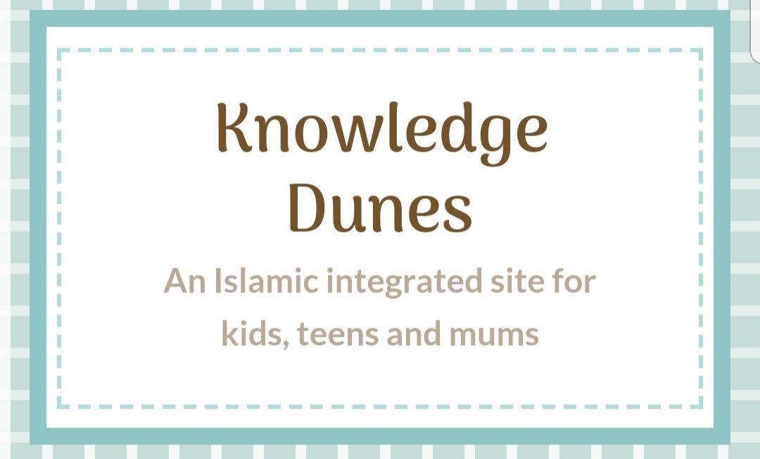 Knowledge Dunes