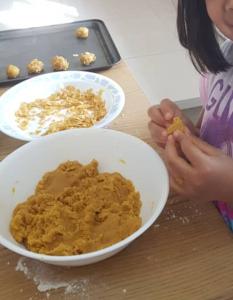 cornflake dough2